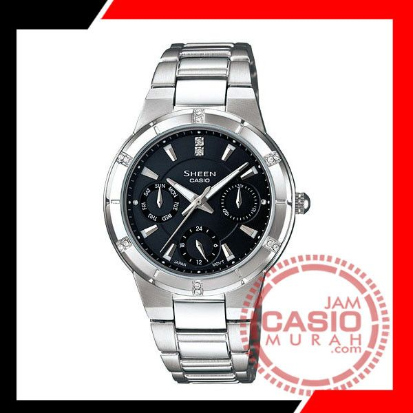CASIO SHEEN SHE 3800D 1
